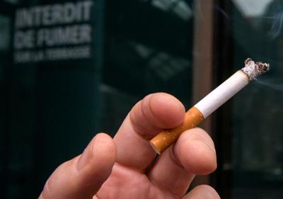 Harcèlement des inspecteurs de la police du tabac