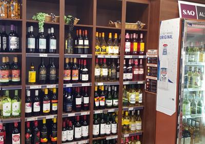 Les lois sur l'alcool allégées